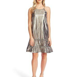 CeCe Silvercharm Dress NWT